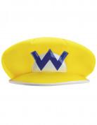 Kasket Wario Nintendo® til voksne