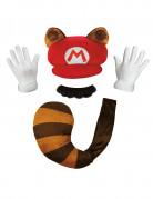 Mario Raccoon kit Nintendo® til voksne