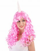 Paryk lyserød unicorn