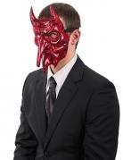 Maske djævel til voksne Halloween