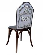 Stolbetræk RIP Halloween dekoration