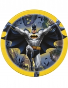 8 Små paptallerkener Batman™ 18 cm