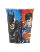 Krus 8 stk. Justice League™ 25 cl