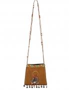 Indianer drømmefanger taske 21 cm.