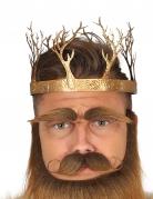 Kongekrone middelalder guld til voksne