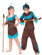 Par kostume indianer til børn