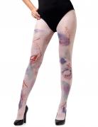 Zombie strømpebukser til kvinder