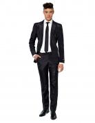 Mr. Solid jakkesæt sort mand Suitmeister™