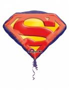 Superman™ aluminiumsballon 66x50 cm