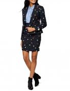 Mrs. Pac-Man™ kostume kvinder Opposuits™