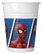 Spiderman™ plastikkrus 200ml