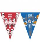 Star Wars Forces™ guirlande med 9 faner