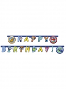 Happy Birthday guirlande Super Wings™