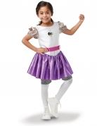 Klassisk Ridderprinsessen Nella™ kostume pige