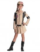 Ghostbusters™ kostume med rygsæk pige