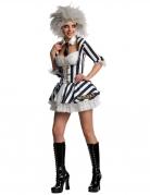 Miss Beetlejuice™ kostume til kvinder