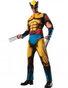 X-Men™ Wolverine muskuløs luksus kostume voksen