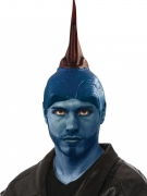 Deluxe Yondu hjelm og sminkekit til voksne - Guardians of the Galaxy 2™