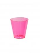 60 stk lyserøde shotglas 59 ml