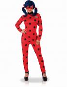 KIassisk Ladybug™ kostume kvinde