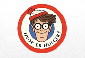 Find Holger™